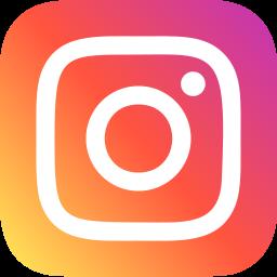 آیکون اینستاگرام برای مشاهده صفحه اینستاگرام و تماس از طریق دایرکت